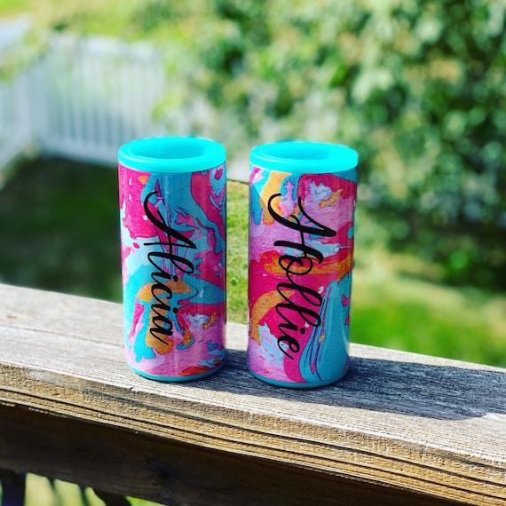 Skinny Can Cooler | Claw Holder | Custom Skinny Can Holder | Swig™ Insulated Can Cooler | Claw Insulated Cooler | Custom Claw Gift