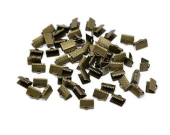 50 bronze 10mm greenhouse claws
