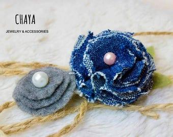 Cute flower headband, Hair band, Hair Accessories, Flower Headband, Girl Headband