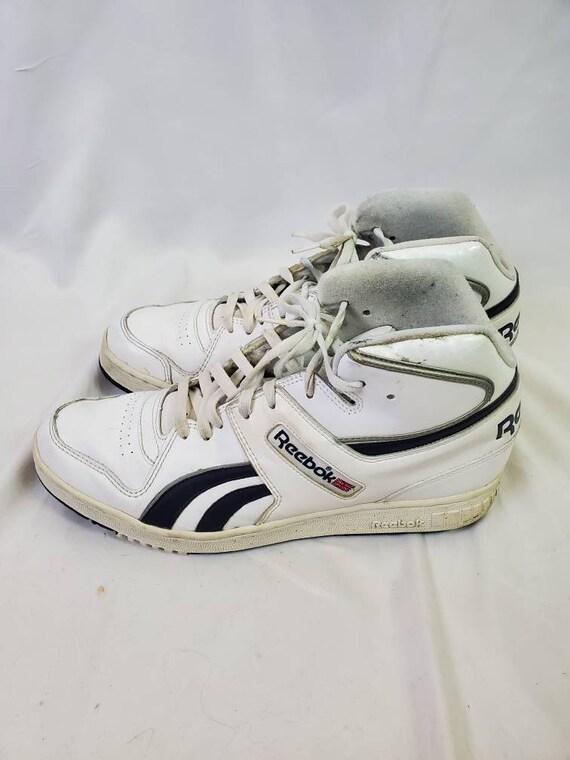 1990s Reebok sneakers vintage 90s high