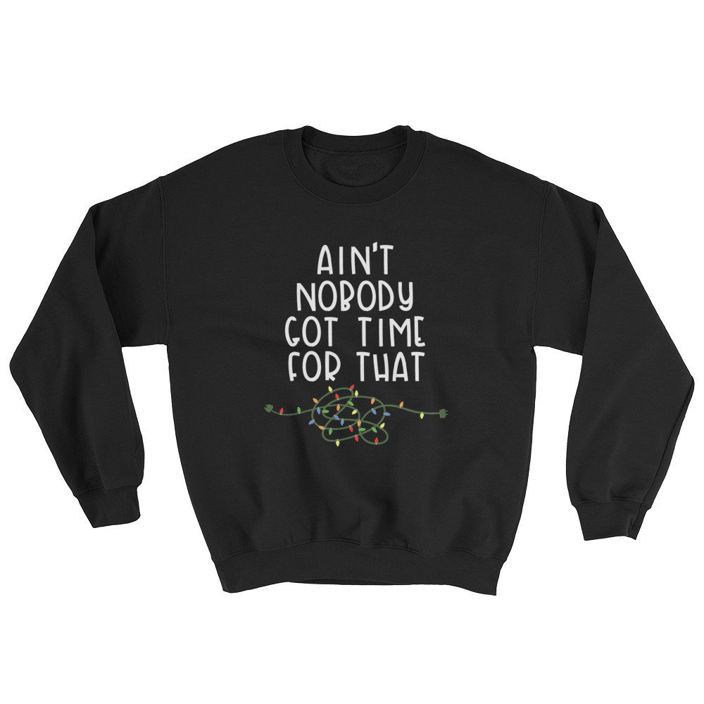 Christmas Lights Sweater Funny Christmas Ugly Sweater   Etsy