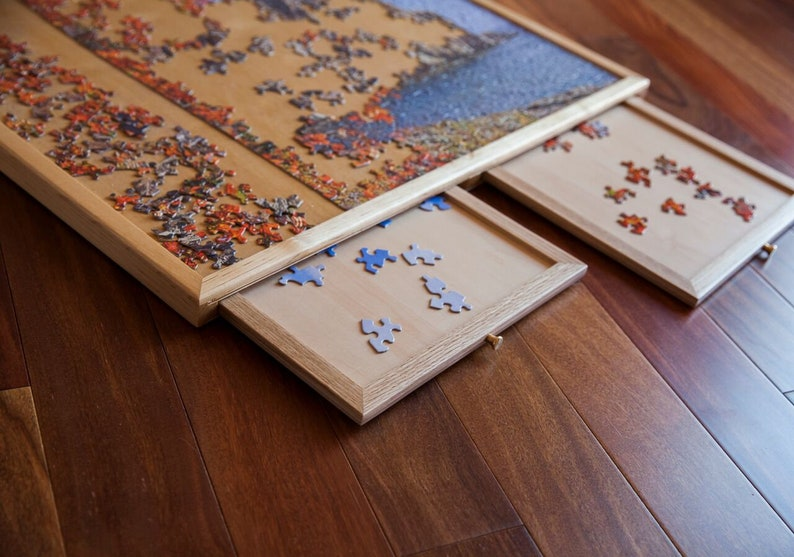 Large Puzzle Board