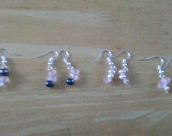 Crystallized Pearl Earrings