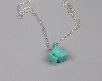 SHOPHOLIC, Recycled necklace, Kawaii, scandinavia minimalist style