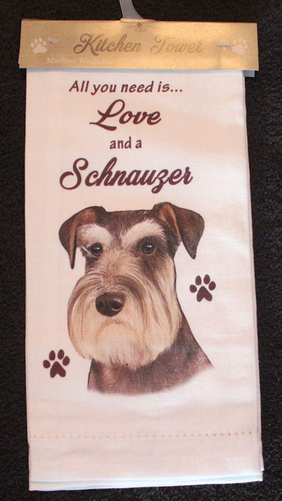 House Is Not A Home Uncrop Schnauzer Magnet