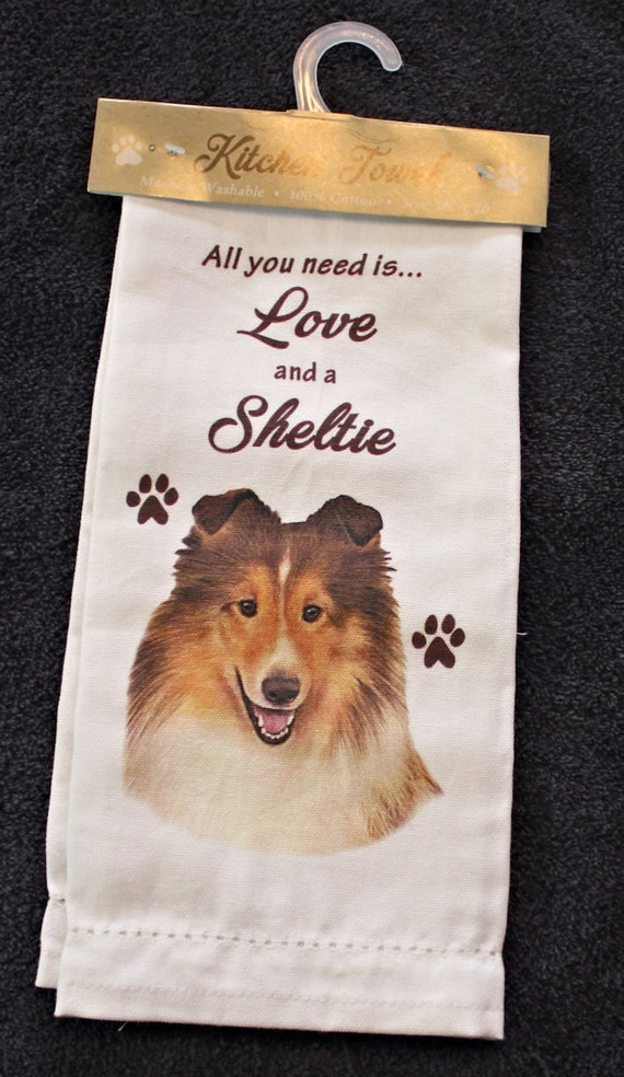 German Shorthaired Pointer Dog Breed Cotton Kitchen Dish Towel