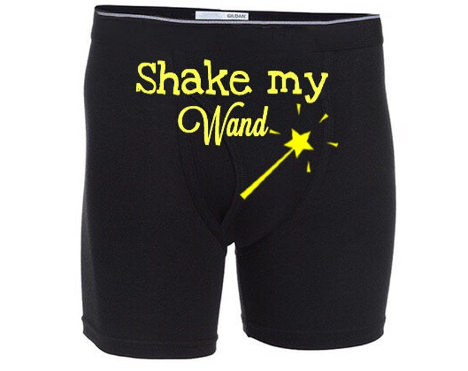 """Customized """"Sexy Shake My Wand""""/FAST SHIPPING/Special Occasion"""