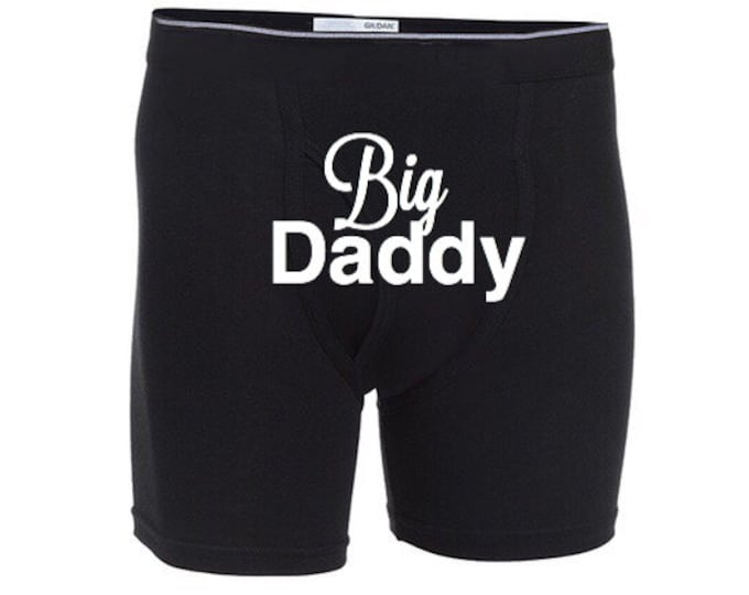 """Customized Sexy """"Big Daddy""""/FAST SHIPPING/Special Occasion"""