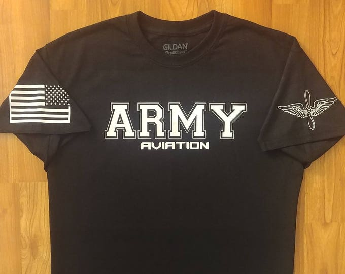 Army - Army Shirt - Aviation - Mens Army Shirt - Womens Army Shirt - Army National Guard - Army Veteran - Army Wife - US Army Shirt