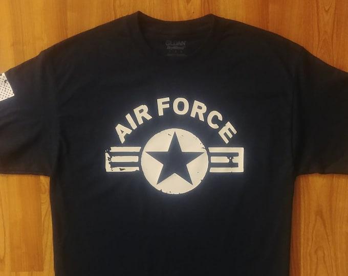 Air Force - Air Force Veteran - Air Force Shirt Women - Air Force Shirt Men - Air National Guard - Air Force Wife - Unisex Shirt - Airman