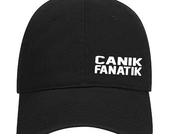 Canik Fanatik Hat - Canik Hat - Canik Fanatik Firearm Group - Canik TP9 - Canik Guns - TP9 Series - Unstructured Hat