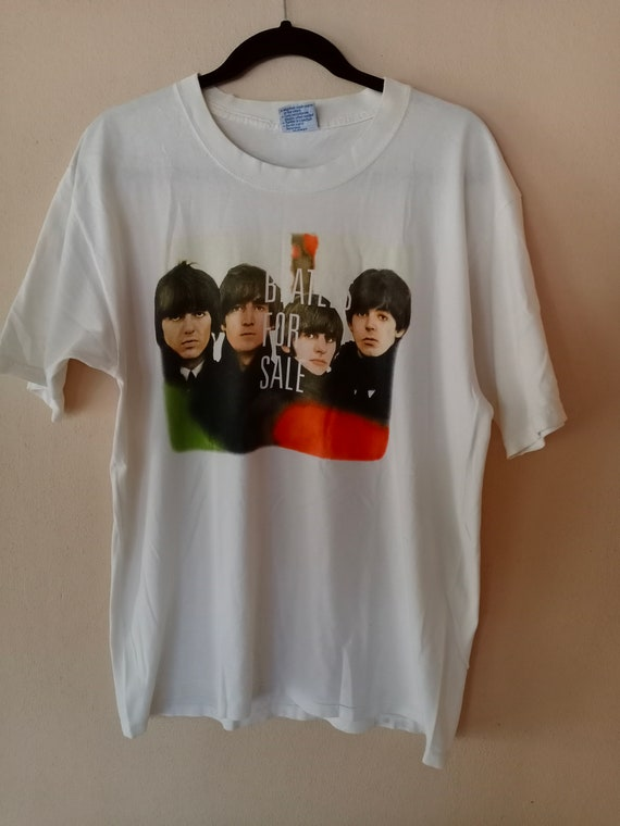 Vintage 90s The Beatles by Apple Corps Rock T-shir