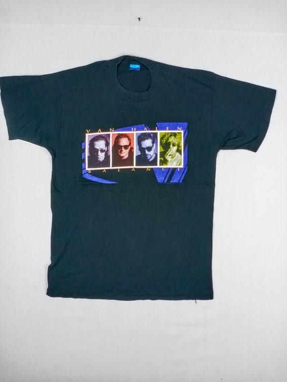 Vintage Van Halen Balance Tour 95-96 T-shirt