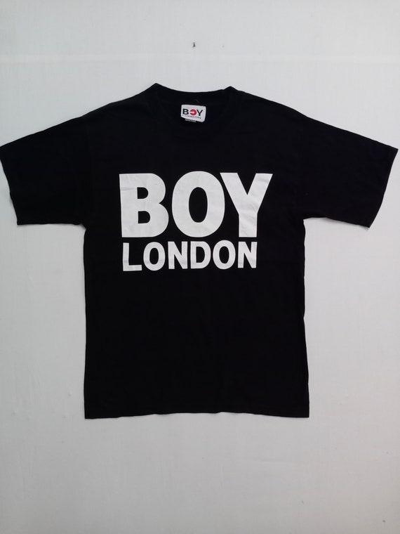 Vintage boy London Punk Designer Seditionaries T-s