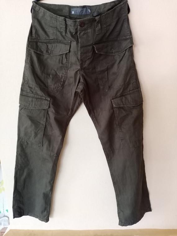 Rare Vintage H&M Tactical Military Cargo Pants