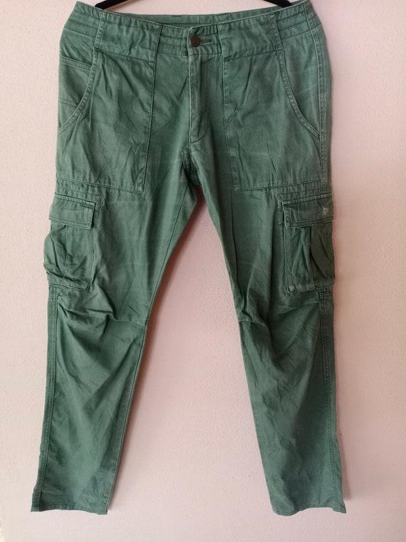 Vintage 90s Boycott Military Tactical Cargo Pants