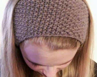Women's Knit Headband Earwarmer