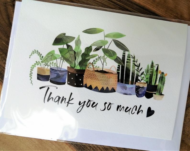 thank you so much greetings card jw encouragment