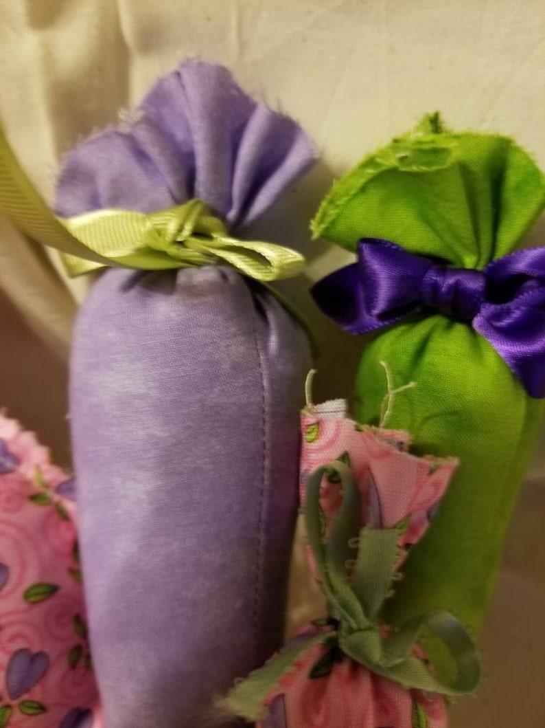 Easter Bunny Basket Fillers Easter basket fillers farmhouse bunny fabric bunny sewn bunny fabric carrots pink Easter bunny