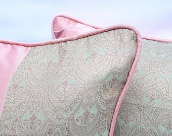 Luxurious handmade cushions
