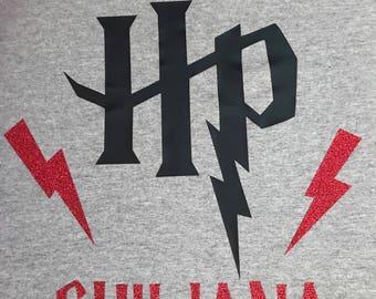 Harry Potter t-shirt-Custom
