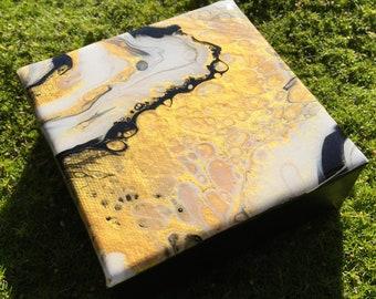 Mini Gold Marble 2