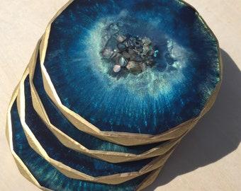 Abalone Ocean Coasters