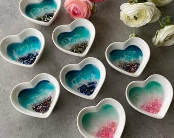 Heart Dish, Ocean Dish
