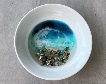 Ocean Ring Dish