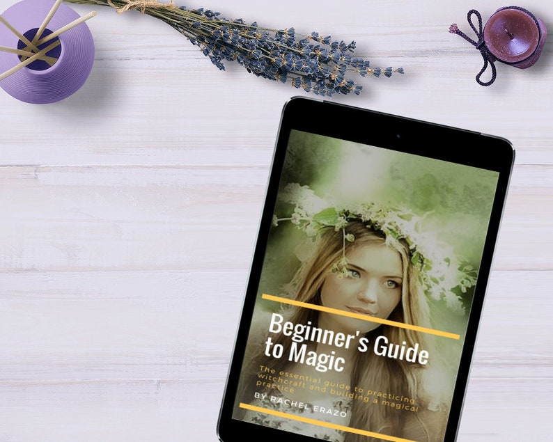Beginner's Guide to Magic, Witchcraft and Occult How-To Kindle Ebooks, Easy  to Learn Spells and Crafts