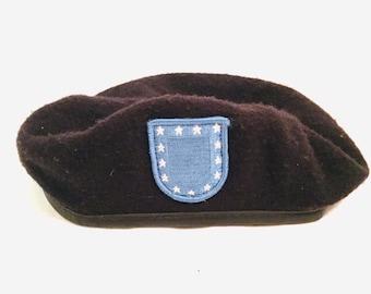 3d71ba2a56b54 Vintage DSCP Garrison Collection Beret