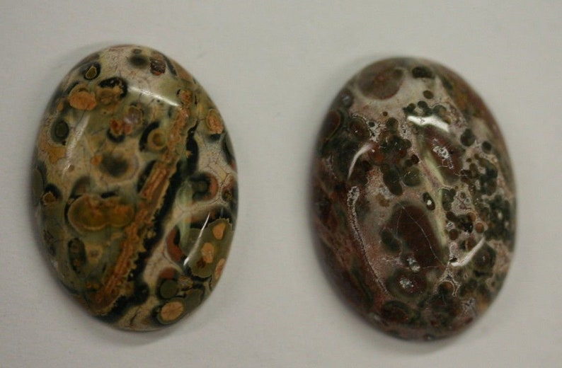 Natural Leopardskin Jasper Oval Cabochon High Quality 15x20 18x25 22x30 30x40 Gemstones FREE SHIPPING