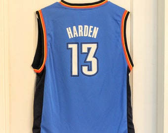 71fda9d9ba06 OKC Thunder James Harden  13 Jersey