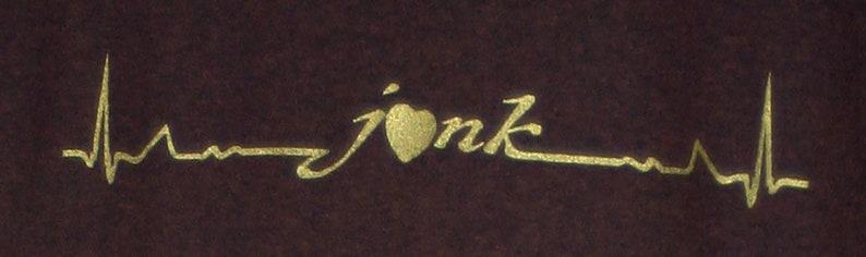 Junk Heartbeat t-shirt Flea Market t-shirt Junk Love