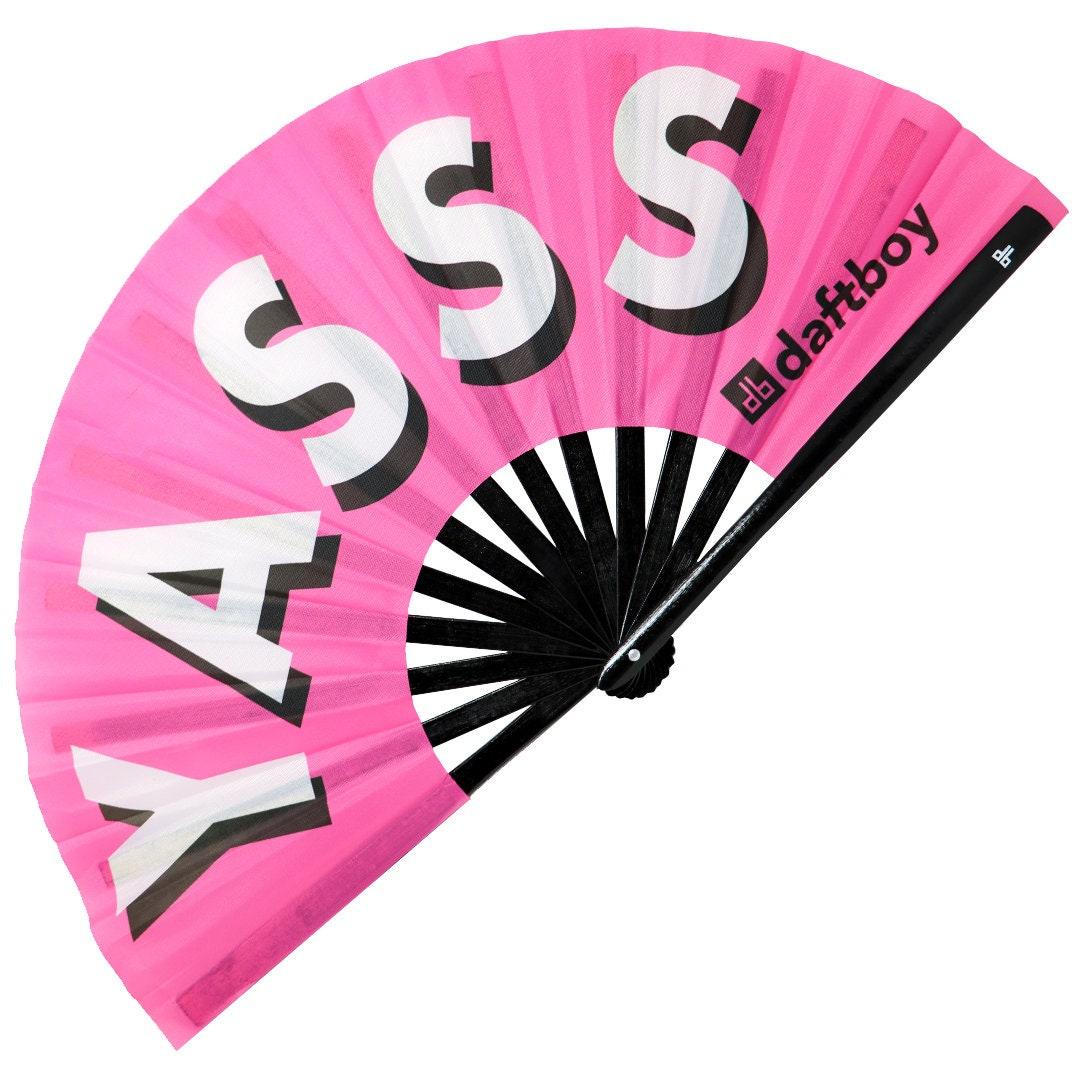 YASSS Fan | Etsy