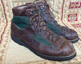 e8c5c7f34248d1 Vintage Danner Cabela s Gore-Tex USA MADE Hiking Hunting Boots Size 12 D