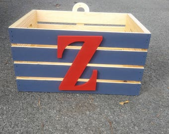 Personalized Crates