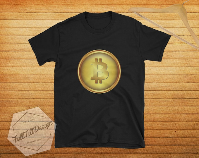 Bitcoin BTC T-Shirt