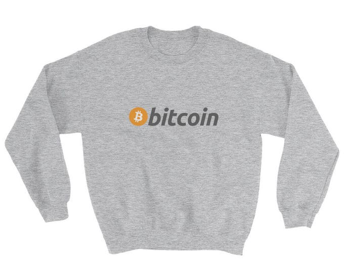 Bitcoin BTC Sweater