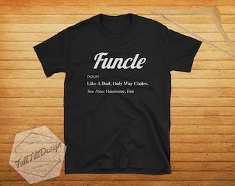 Funcle Fun Uncle T-Shirt