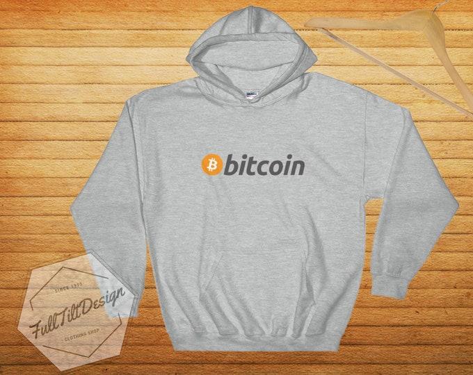 Custom Order Bitcoin Hoodie