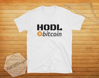 HODL Bitcoin T-Shirt