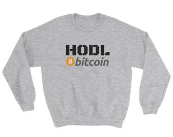 HODL Bitcoin Sweater