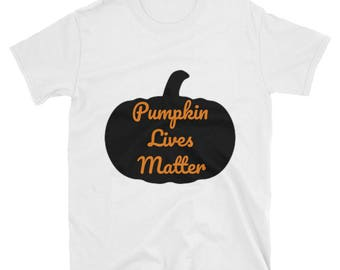 PUMPKIN LIVES MATTER T-Shirt