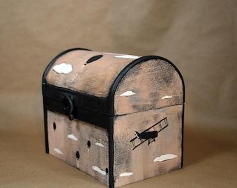 Skyward Dreams  - Trinket Box