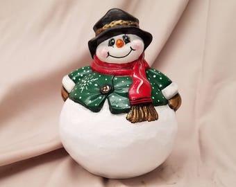 Jolly Ol' Snowman
