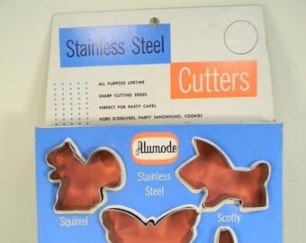 Alumode Cookie Cutters in Original Box