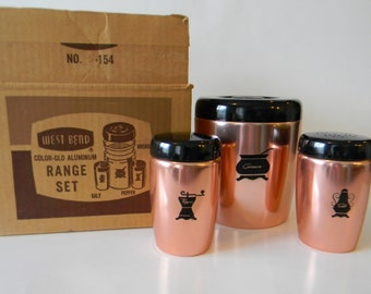 West Bend Range Set in Original Box