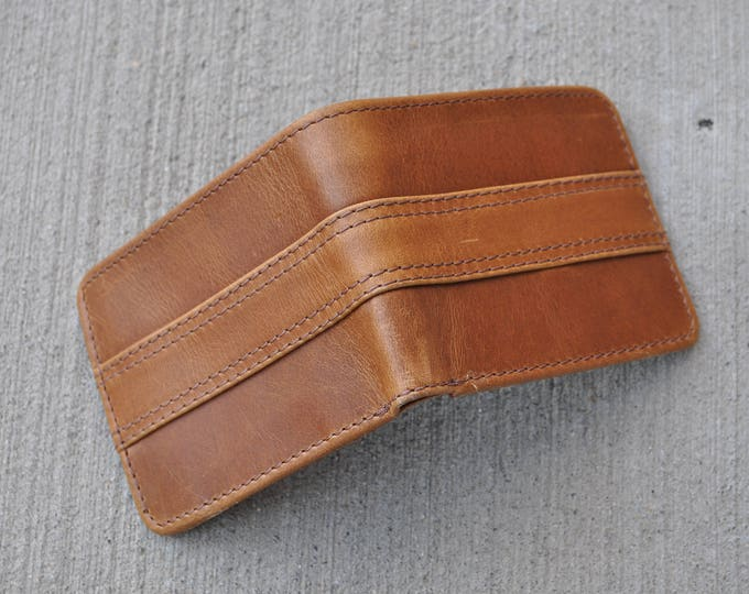 Handcrafted Genuine Leather - Wallet / Purse