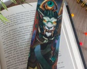 Warcraft bookmark, World ...